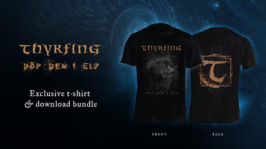 Exclusive T-shirt & download bundle